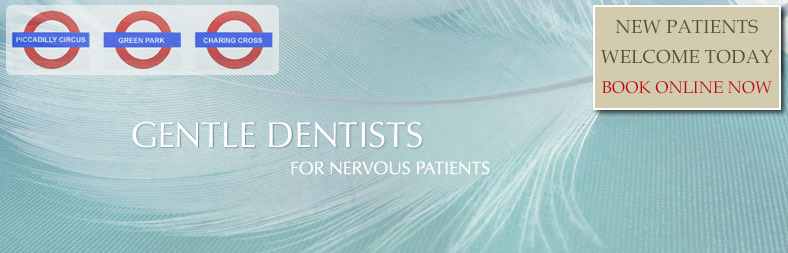 dentist for nervous patients